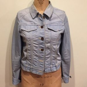 Sanctuary Light Wash Denim Jacket